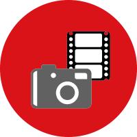 写真や動画の撮影/編集