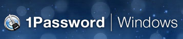 1password windows版