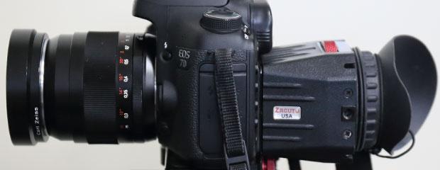 デジタル一眼レフカメラで動画を撮るときにあったらいいな5選