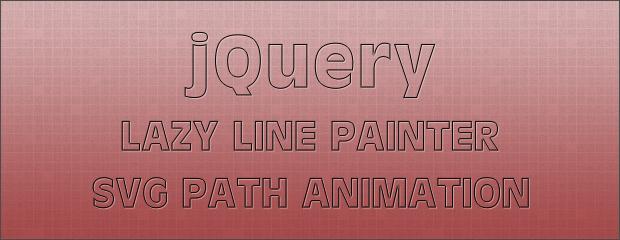 jQueryを使ってSVGファイルを文字を書くようなアニメーションで表示させる方法