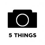 仕事で写真を撮る際の5つのポイント