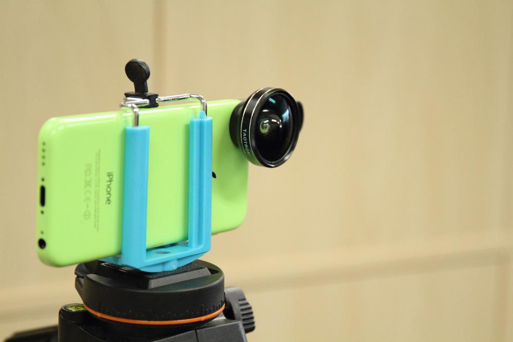 スマートフォン用レンズ