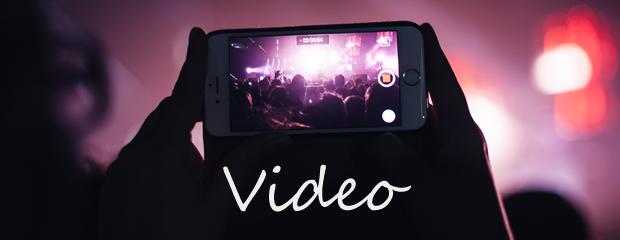 Webサイトに動画を導入する場合の2つの実装方法