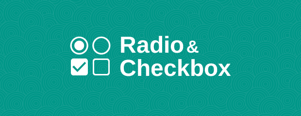 jQueryでラジオボタンとチェックボックスを使いやすくしてみた