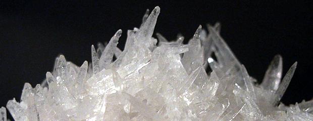 「結晶育成キット」で結晶を育ててみよう