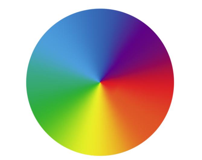 馴染んだ虹