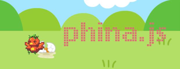 phina.jsを使って横スクロールアクションもどきを作ってみた