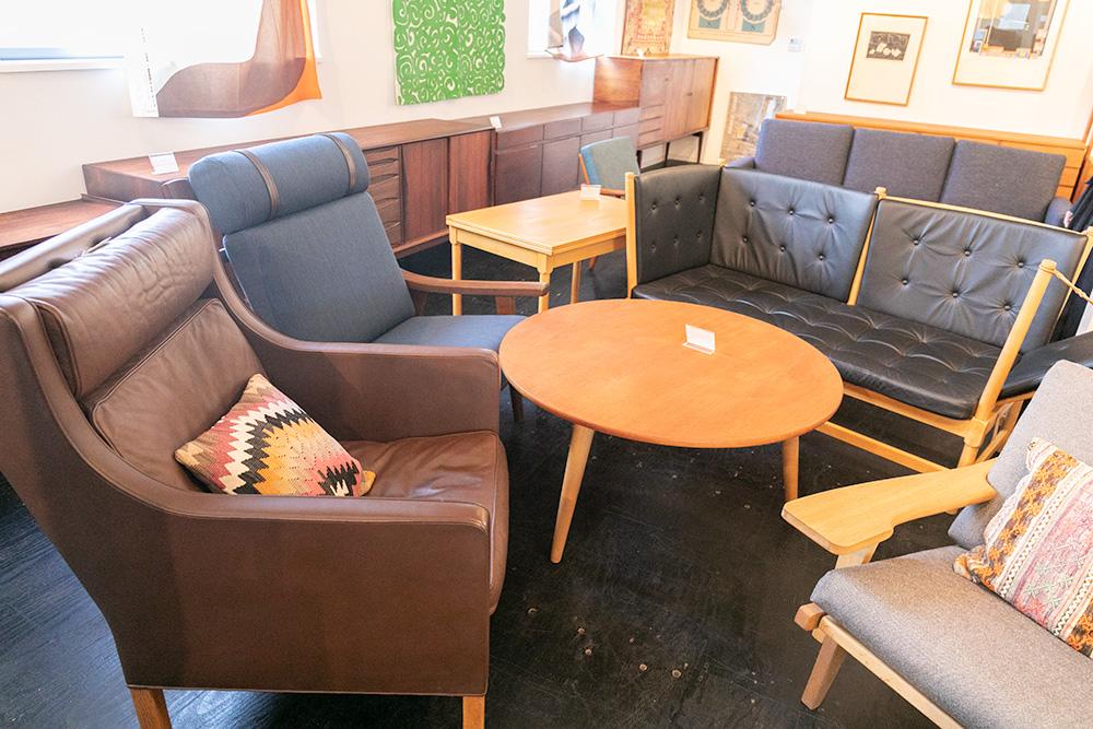 ハミングジョーのソファー