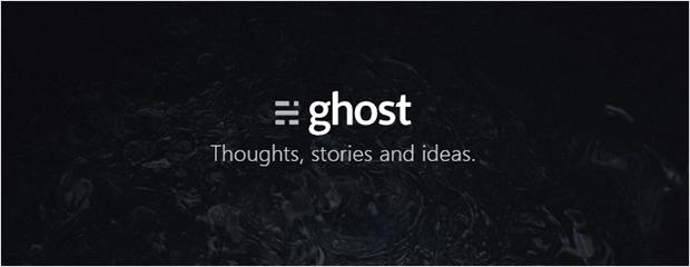 Node.js製の軽快なブログ特化CMS「Ghost」