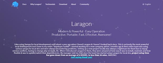 Windows専用ローカル開発環境構築ソフト「Laragon」