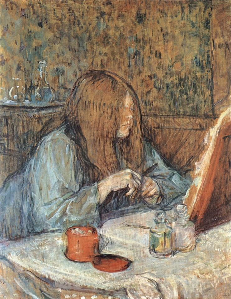 アンリ・ド・トゥルーズ=ロートレックの絵画