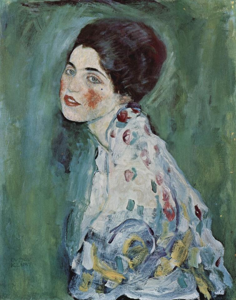グスタフ・クリムトの絵画