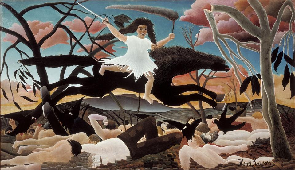 アンリ・ルソーの絵画