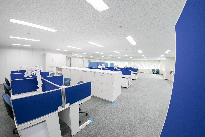 広い事務所